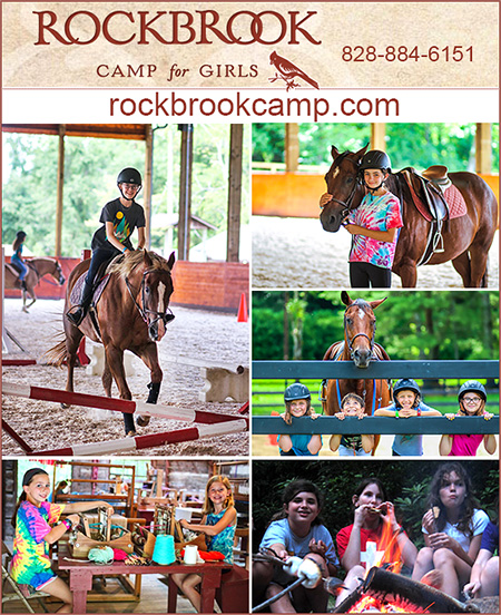 Rockbrook Camp for Girls with Horses