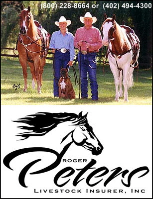Roger Peters Livestock Insurer, Inc.