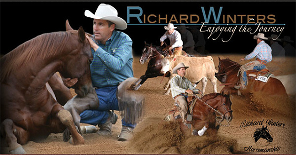 Richard Winters Horse Training Clinician