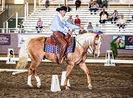 What is Cowboy Dressage?