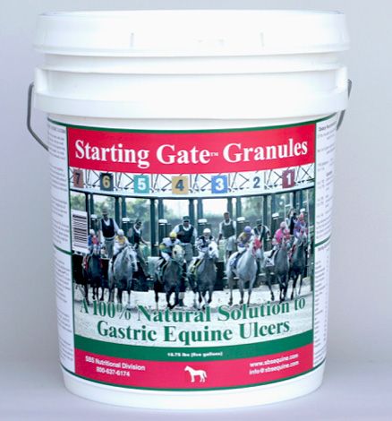 Starting Gate Gastric Equine Ulcer Treatment
