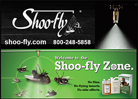 Shoo-fly Fly Control for Horses!