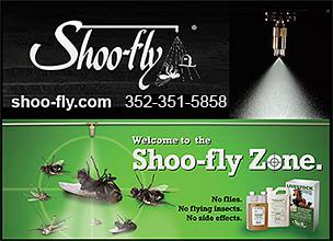 Shoo-Fly  Mosquito and Fly Control