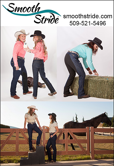 Smooth Stride Jeans for Equestrians