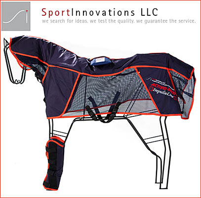 magnetic therapy products for horses.