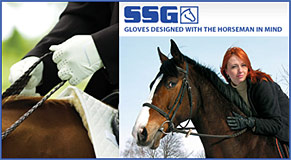 SSG Gloves for Horsemen and Horse women!