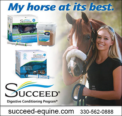 Succeed Horse Ulcer Supplements
