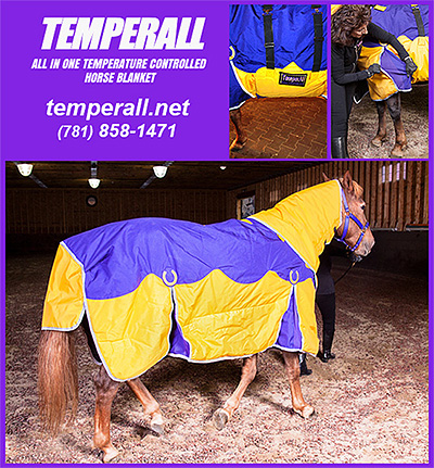 TEMPERALL Horse Blankets