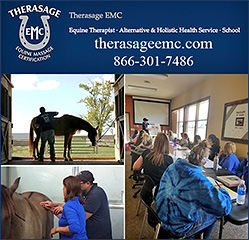 Therasage EMC Equine Massage School