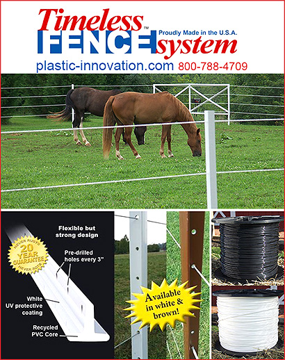 Timeless Horse Fence System