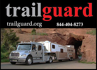 trailguard Roadside Assistance for Horse Haulers!