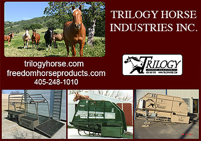 Trilogy Horse Treadmills