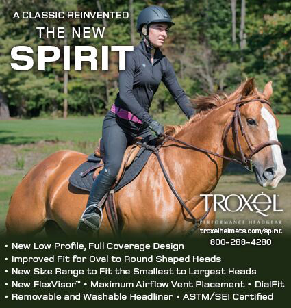 Troxel Horse Riding Helmets