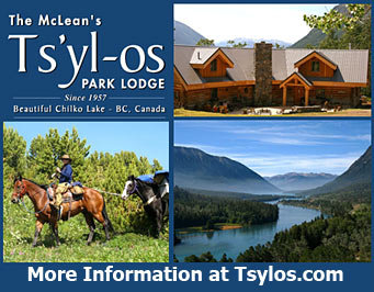 Tsylos Park Lodge sponsors Horse-Mule Packing School