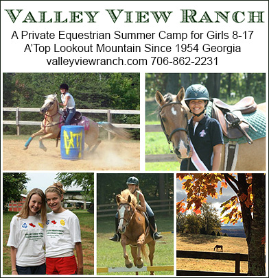 Valley View Ranch Horse Summer Camp for Girls!