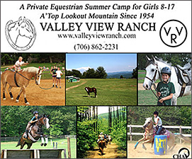 Valley Vuew Ranch Summer Camp for Girls!