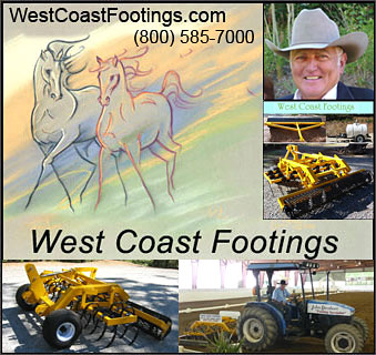West Coast Footings