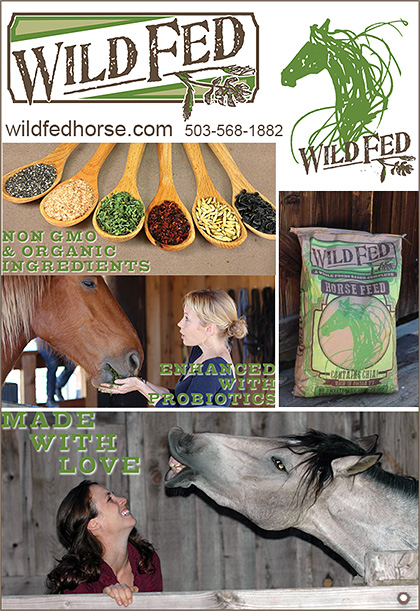 Wild Fed Whole Horse Feed
