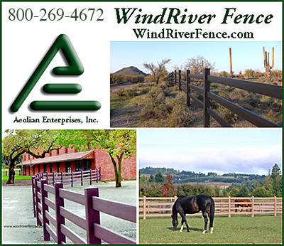 Wind River Horse Fencing