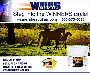 Winners Bee Pollen Horse Health Supplement